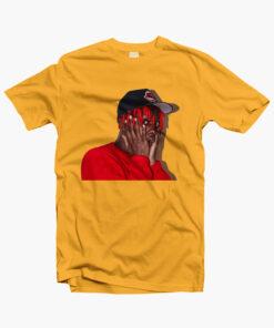 Lil Yachty T Shirt gold yellow