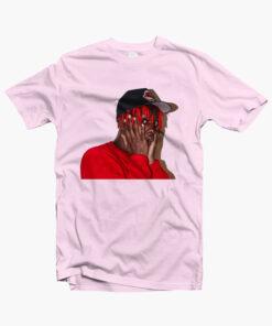 Lil Yachty T Shirt pink