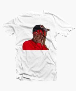 Lil Yachty T Shirt white