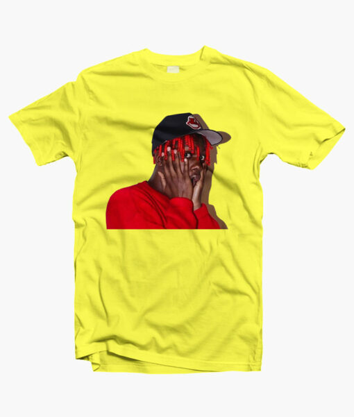 Lil Yachty T Shirt yellow