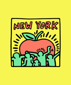 New York Raw T Shirt