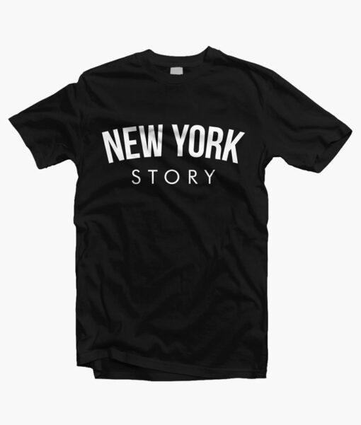 New York Story T Shirt