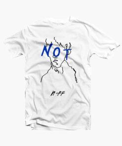 Not NFF T Shirt white 1