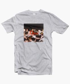 Orange T Shirt Dior