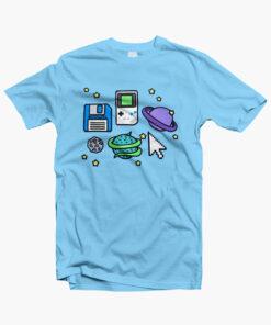 Pixel Universe T Shirt