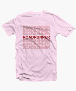 Road Runner T Shirt pink