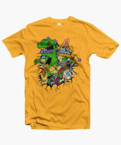 Rugrats Reptar Shirt