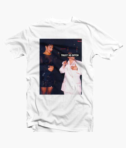Selena Trust No Bitch T Shirt