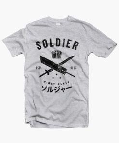 Soldier T Shirt sport grey