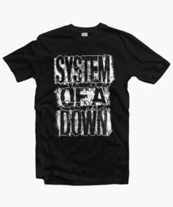 System Of A Down Band Shirts