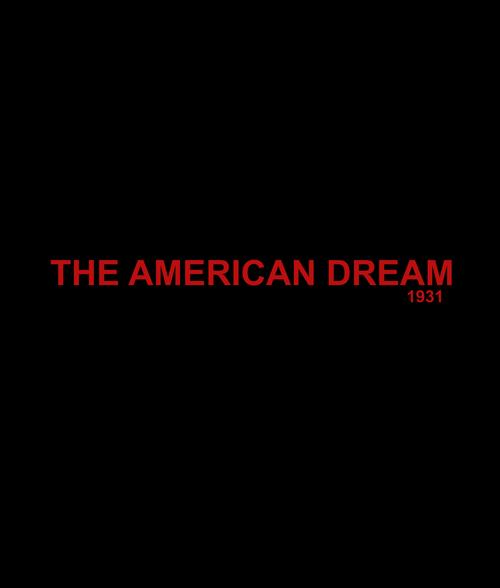 The American Dream Shirt