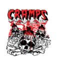 The Cramps T Shirt Vintage