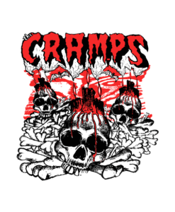 The Cramps T Shirt Vintage