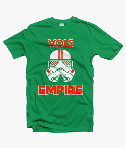Vols Empire T Shirt irish green