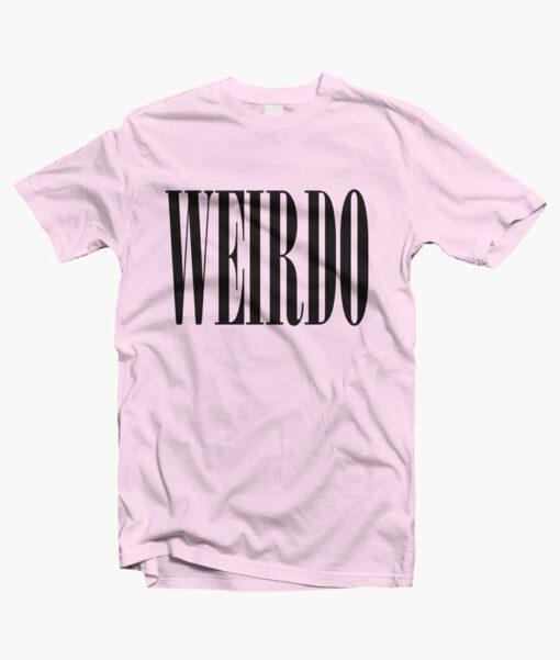 Weirdo T Shirt pink
