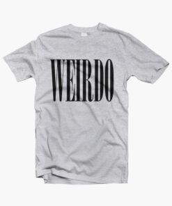 Weirdo T Shirt sport grey