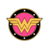Wonder Woman Logo T Shirt