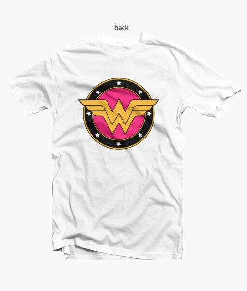 Wonder Woman Logo T Shirt