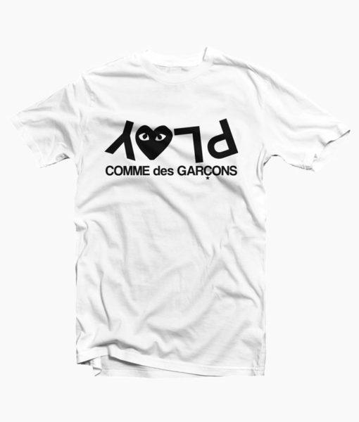 Comme Des Garçons Play T Shirt