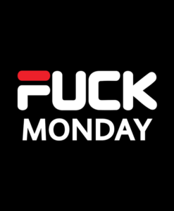 Fuck Monday Sweatshirt
