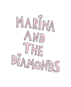 Marina And The Diamonds Quote T Shirt