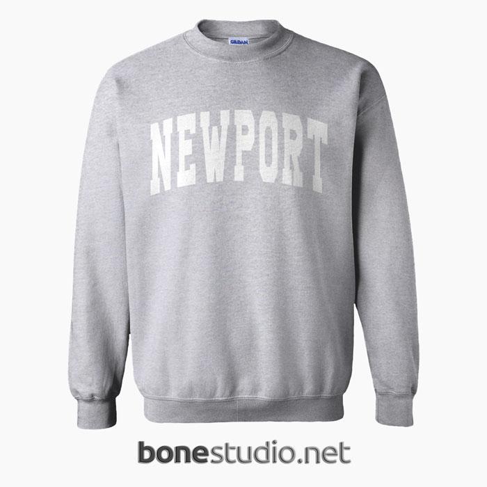 Newport Blue T Shirts Men
