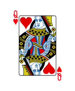 Queen Card T Shirt
