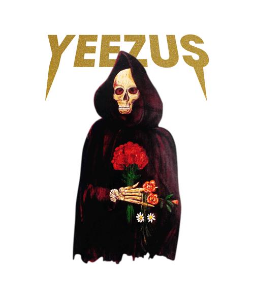 Yeezus UK Tour T Shirt