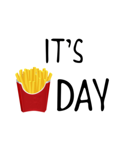 It's Fry Day T Shirt