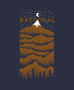 The National Peak T Shirt