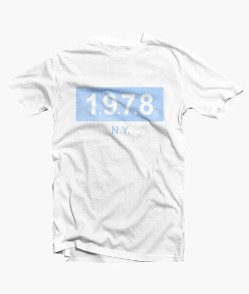 1978 T Shirt New York