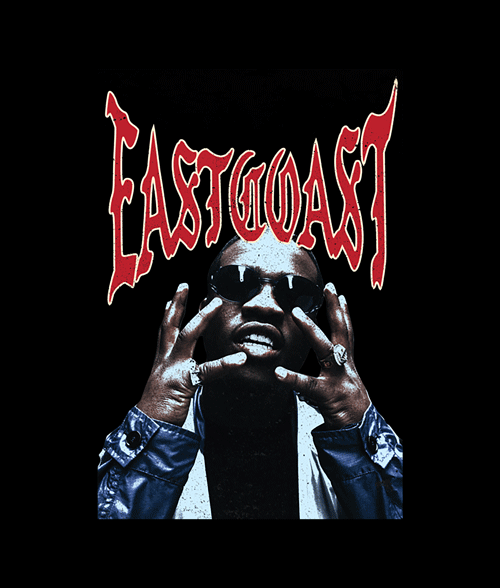 A$AP Ferg East Coast T Shirt