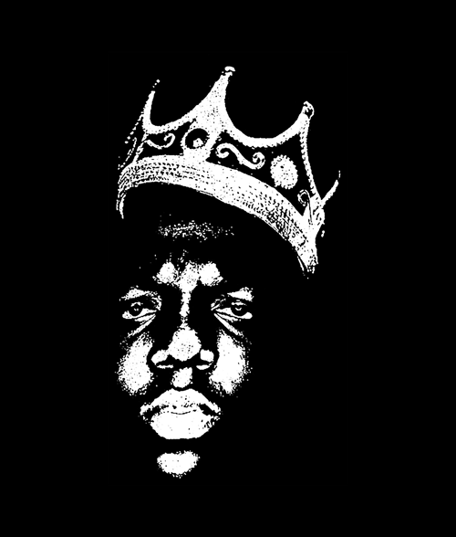 Biggie King Of New York T Shirt