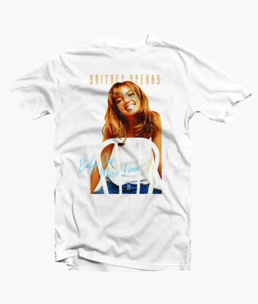 Britney-Spears-T-Shirt