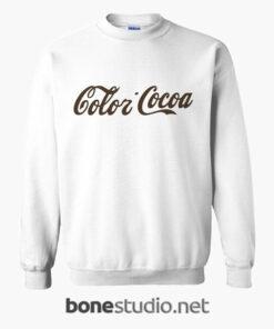 Color Cocoa Sweatshirt