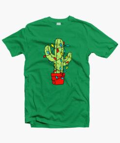 Dazzled Desert Cactus T Shirt