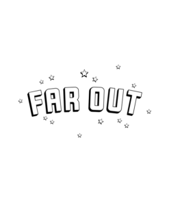 Far Out T Shirt