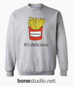 Firerd Kians Delicious Sweatshirt
