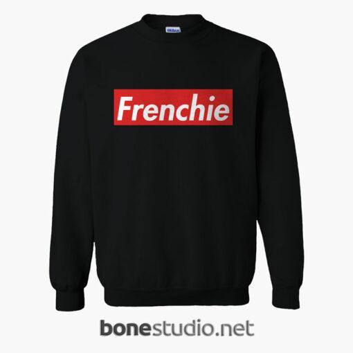 Frenchie SWeatshirt black