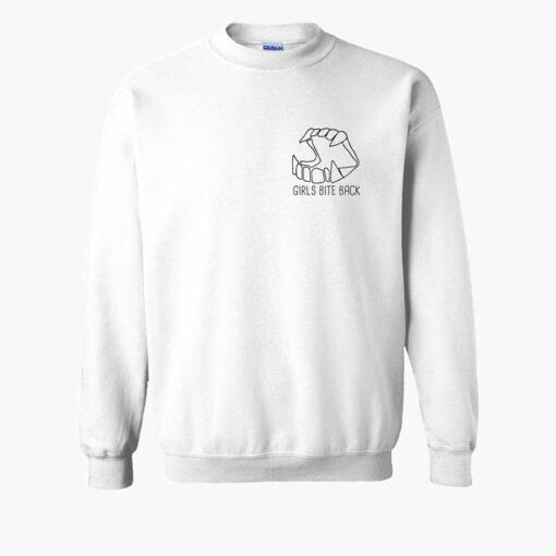 Girls Bite Back Sweatshirt