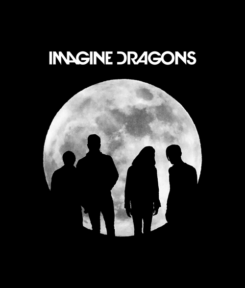 Imagine Dragons Band T Shirt