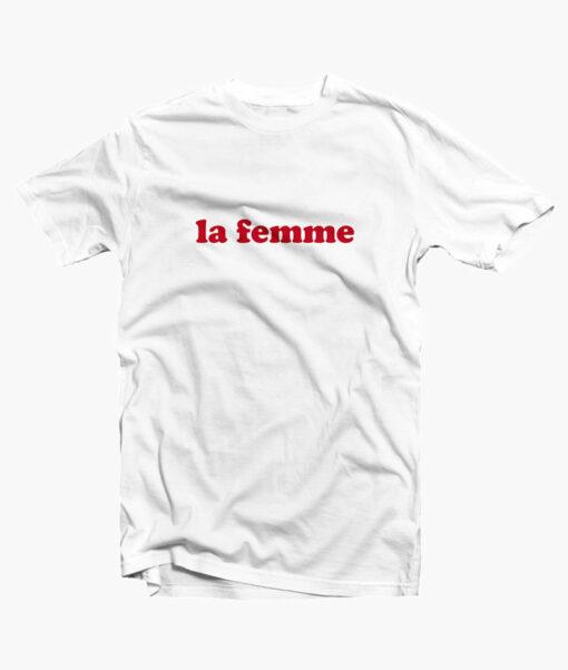 La Femme T Shirt