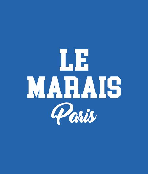 Le Marais Paris Sweatshirt