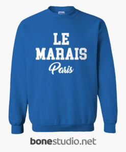 Le Marais Paris Sweatshirt