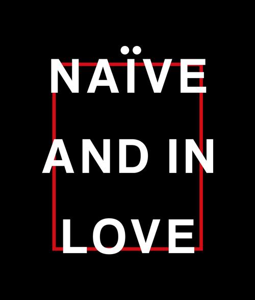 Naive And In Love Sweatshirt