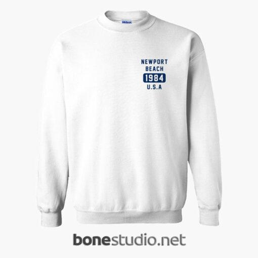 Newport Beach 1984 USA T Shirt