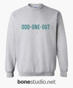 Odd One Out Sweatshirt