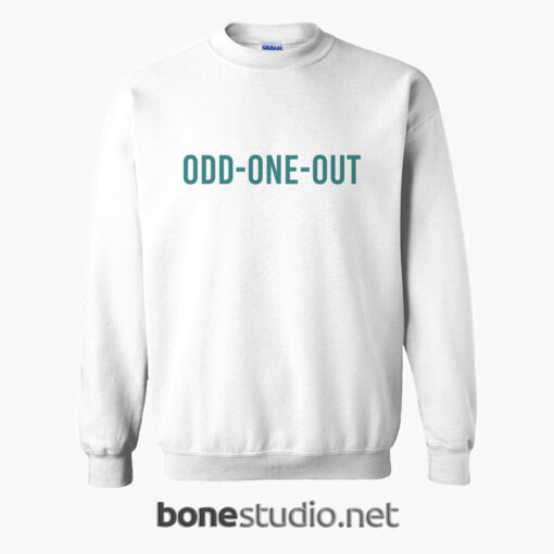 Odd One Out Sweatshirt