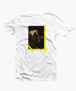 Off White Cut Off T Shirt Annunciazione