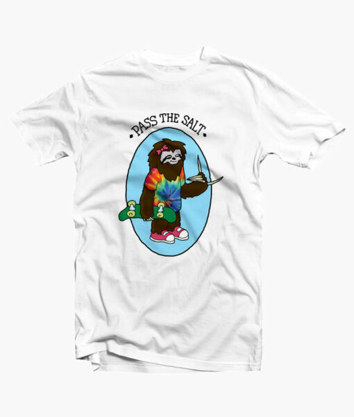 Pass The Salt T Shirt